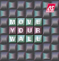 Дизайн интерьера обоев ТМ A.S. Creation коллекции «MOVE YOUR WALL»