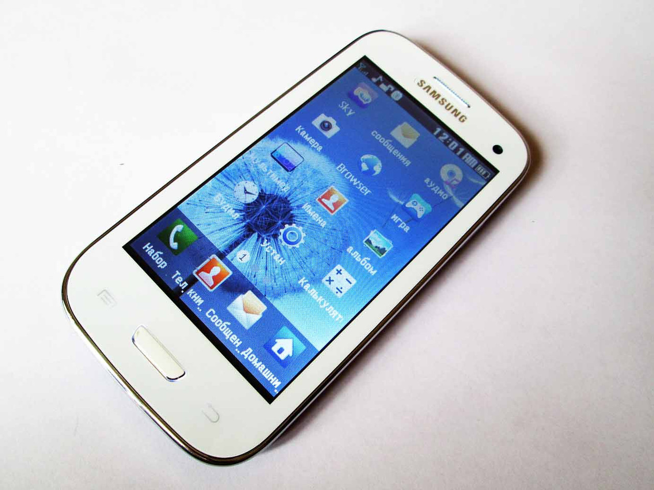 "Телефон Samsung Galaxy S3 i9300 4""+2Sim+Camera+Bluetoth"