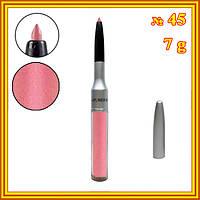 Chistian Розовый Блеск с Карандашом для Губ тон 45