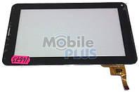 """Сенсорный экран (тачскрин) для планшета 7"""" (Model: DPT 300-N3803B-C00-V1.0) M+5"""