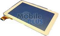 "Сенсорный экран (тачскрин) для планшета 10.1"" Pixus Play Six (Model: LT10025A0) White M+16"