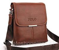 Качественная мужская сумка поло Polo
