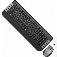 Комплект (клавиатура И Мышь) Trust Tecla Wireless Multimedia Keyboard & Mouse (18048)