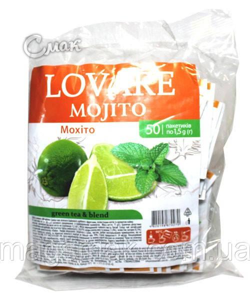 Чай Lovare / Ловаре Мохіто, 50 пакетів