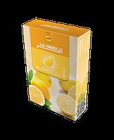 Табак, заправка для кальяна Al Fakher лимон 50 грамм