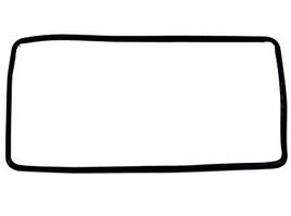 Уплотнитель оригинал KGN1387C для пароконвектомата Unox XB403/G, XBC404/405