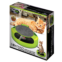Когтеточка с игрушкой Сatch the mouse