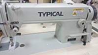 Прямострочная одноигольная машина челночного стежка TYPICAL GC 6150 M (H)