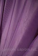 Шифон однотонный Фиолетовый №А14
