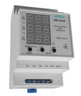 Трехфазное реле контроля напряжения Adecs ADC-0132