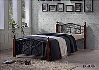 Односпальная кровать Onder Mebli Bahrain 90х200 Малайзия