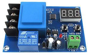 Модуль керування зарядом XH-M602 з індикатором