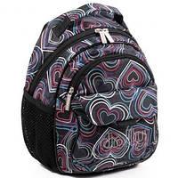 Рюкзак детский дошкольный Dolly 353 синий