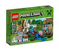 LEGO Minecraft The Iron Golem- конструктор