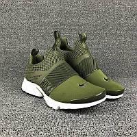 Кроссовки мужские Nike Air Presto Extreme D159 зеленые