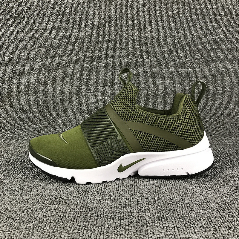 bc12a3a04 Кроссовки мужские Nike Air Presto Extreme D159 зеленые - купить по ...