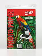 Бумага и фотобумага OEM Magic, A4 150g/100 Glossy