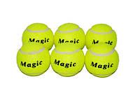 Мяч для б/т Magic PVC (6 шт в упаковке) для тренировок и любительской игры.