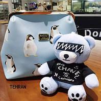"Power Bank медведь ""Chanel"" на 6000 mAh"