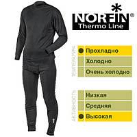 Нижнее  белье NORFIN THERMO LINE (чёрн.) размер S