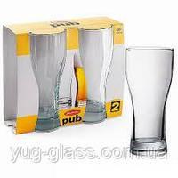 "Набор бокалов для пива 500 мл ""Pub 42477 "" 2 шт."