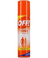 Средство от насекомых ОFF аэрозоль от комаров (0158890 x 38776)