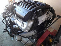 Двигатель Porsche Cayenne 3.6, 2007-2010 тип мотора M 55.01