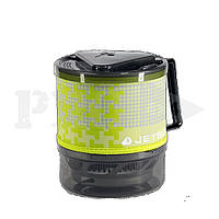Неопреновый чехол для чашки JETBOIL Cozy Minimo neon geo