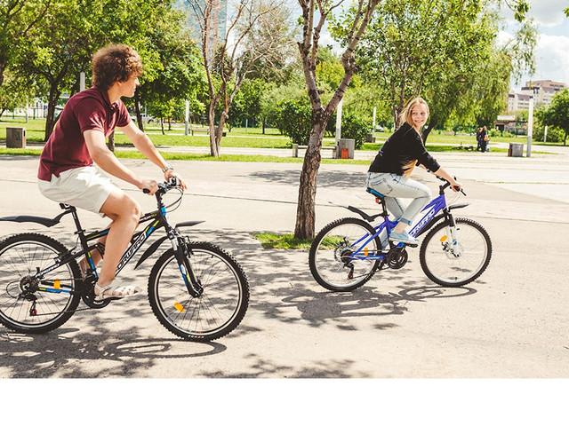 """Стальные велосипеды 24"""""""
