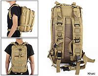 Тактический рюкзак Assault (штурмовой) 25 л Койот