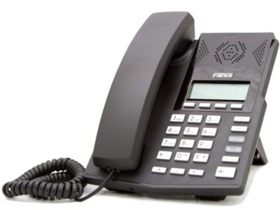 IP телефон Fanvil X3EP