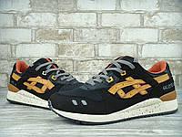 Кроссовки мужские Asics Gel Lyte III 30137 черно-коричневые