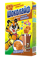 "Какао напиток ""Шоколайф""  молочная карамель"