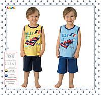 Пижама детская для мальчика 5