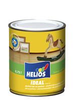Лак для паркета акриловый полуматовый Helios Хелиос 2,5 л