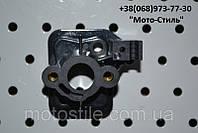 Переходник карбюратора текстолит для мотокос Sadko GTR-2200 PRO, GTR-2800 PRO, GTR-430N, фото 1