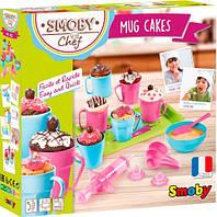 Набор форм для выпечки пирожных Smoby 312101