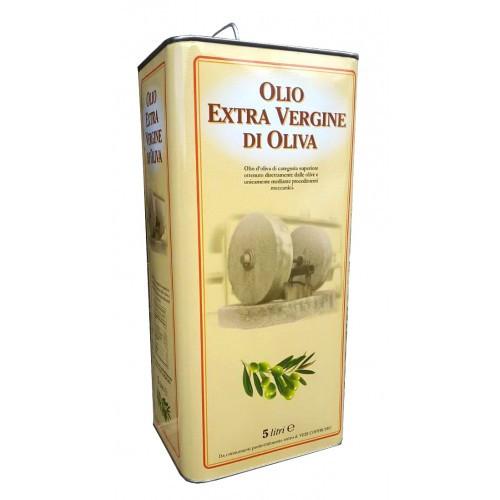 Оливковое масло «Vesuvio G.I.R. Extra Vergine», 5L Италия