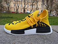 Кроссовки Adidas Originals × Pharrell Williams NMD. Живое фото! Топ качество! (адидас нмд)