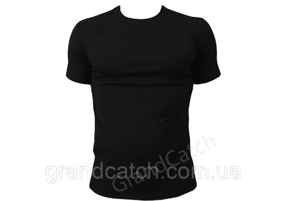 Футболка Coolmax (черная)