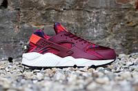 Кроссовки Nike Huarache Run femme. Живое фото. Топ качество! (аир хуарач, эир хуарач)