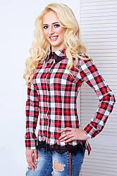 Рубашка с кружевом по низу изделия Разные цвета
