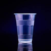 Пластиковый стакан 500 мл