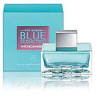 Женская туалетная вода Antonio Banderas Blue Seduction , 100 мл