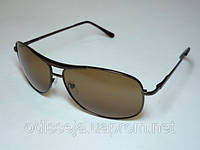 Очки солнцезащитные коричневая оправа  32_1_20