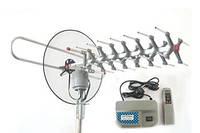 Антенна уличная поворотная SONETT с усилителем и блоком питания