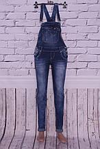 Жіночий джинсовий комбінезон Re-dress (код Rе1167)