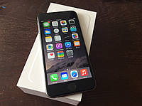 Смартфон Apple iPhone 6 16GB Space Grey Neverlok Б\У в идеальном состоянии
