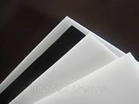 Полиэтилен, плита РЕ 1000, толщина от 8мм до 50мм, размер 1000х3000 Белый