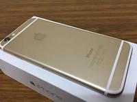 Смартфон Apple iPhone 6 16GB Gold Neverlok Б\У в идеальном состоянии